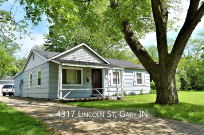 4317 Lincoln Street, Gary, IN 46408 - MLS#: 457825