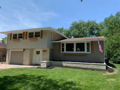 6800 Van Buren Place, Merrillville, IN 46410 - MLS#: 458020