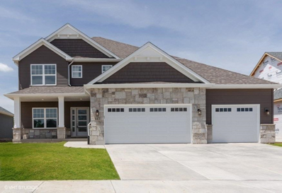843 Highlands Drive, Crown Point, IN 46307 - #: 458093