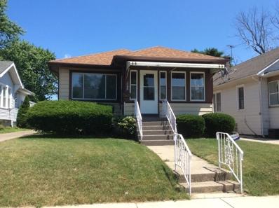 6417 Van Buren Avenue, Hammond, IN 46324 - MLS#: 458585