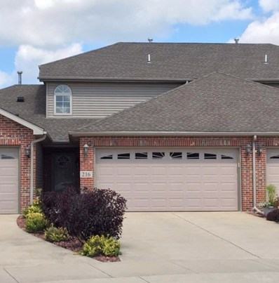 216 Deertrail Lane, Schererville, IN 46375 - MLS#: 458626