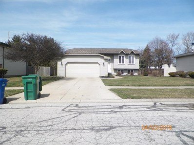 1702 W 97th Avenue, Crown Point, IN 46307 - MLS#: 459817