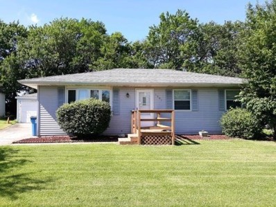 1001 Aspen Street, Hebron, IN 46341 - MLS#: 460659