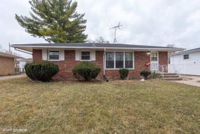 549 W 52nd Place, Merrillville, IN 46410 - #: 468851