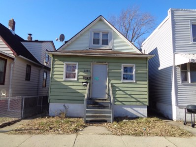 4418 Tod Avenue, East Chicago, IN 46312 - #: 469000