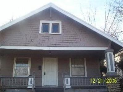 4932 Wabash Avenue, Kansas City, MO 64130 - #: 1492862