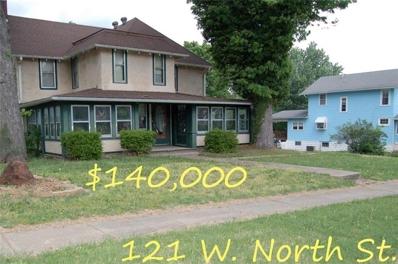 121 W North Street, Warrensburg, MO 64093 - #: 2091133