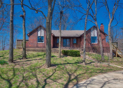 4505 SW Hickory Lane, Blue Springs, MO 64015 - MLS#: 2100630