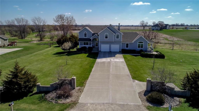 22045 Nall Road, Bucyrus, KS 66013 - MLS#: 2101990