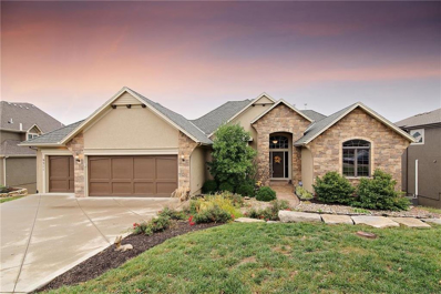 9311 Pinnacle Street, Lenexa, KS 66220 - MLS#: 2103252