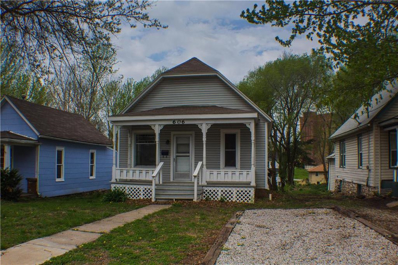 606 N Osage Street, Independence, MO 64050 - #: 2104419
