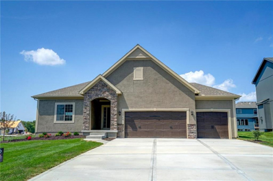 16980 S Heatherwood Street, Olathe, KS 66062 - #: 2106250