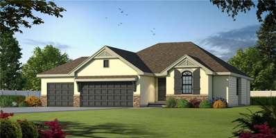 4000 NW Eclipse Place, Blue Springs, MO 64015 - MLS#: 2106397