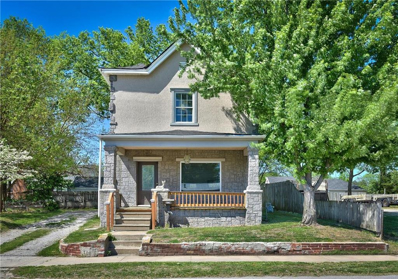 108 E College Street, Independence, MO 64050 - MLS#: 2106509