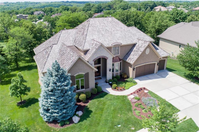 9208 Falcon Ridge Drive, Lenexa, KS 66220 - #: 2109701