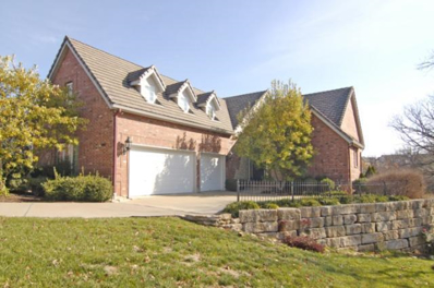 5317 W 154th Street, Leawood, KS 66224 - #: 2110988