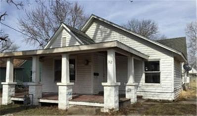 312 Walnut Avenue, Osawatomie, KS 66064 - MLS#: 2113568