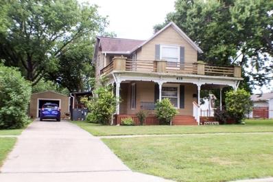 415 Chestnut Avenue, Osawatomie, KS 66064 - MLS#: 2114472