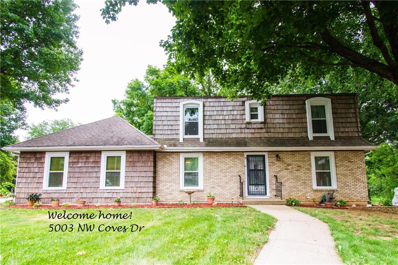 5003 NW Coves Drive, Kansas City, MO 64151 - #: 2114555