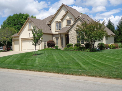1101 SW Coachlight Drive, Lees Summit, MO 64081 - #: 2115544