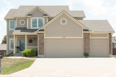 1007 NW Hickory Court, Grain Valley, MO 64029 - #: 2118491