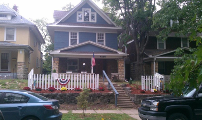 4106 CAMPBELL Street, Kansas City, MO 64110 - #: 2118683