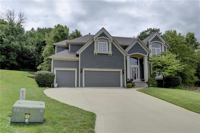 129 NE Misty Meadows Court, Lees Summit, MO 64064 - #: 2119220