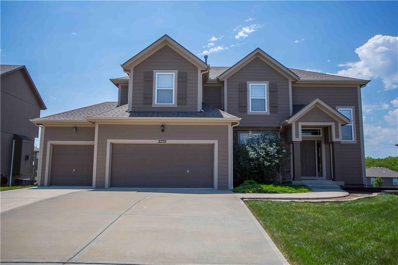 2375 W Fredrickson Drive, Olathe, KS 66061 - MLS#: 2119731