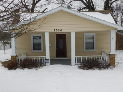1504 S Pleasant Street, Independence, MO 64055 - #: 2120189