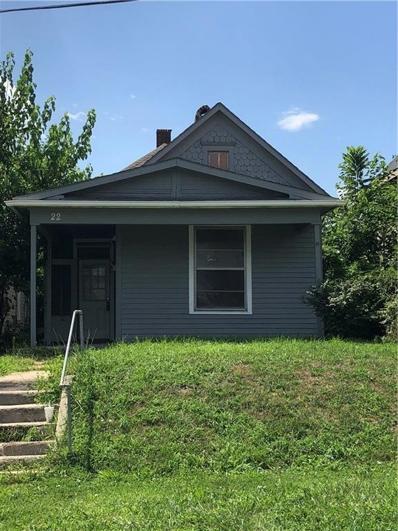 22 S Ferree Street, Kansas City, KS 66101 - #: 2121428