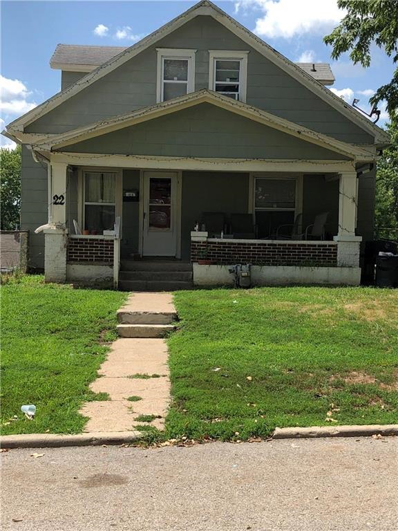 22 S 25th Street, Kansas City, KS 66102 - #: 2121626