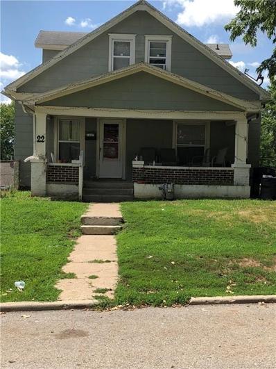 22 S 25th Street, Kansas City, KS 66102 - #: 2121626