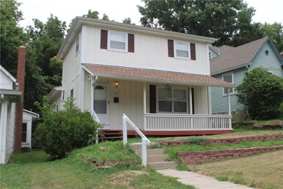 712 Chestnut Street, Leavenworth, KS 66048 - MLS#: 2121956