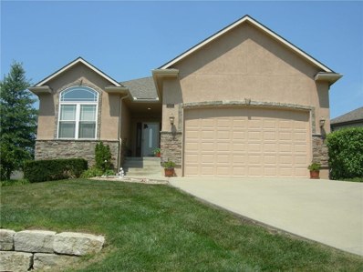 5125 SW Marguerite Street, Blue Springs, MO 64015 - #: 2122466