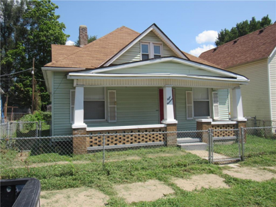 819 S 19TH Street, Saint Joseph, MO 64507 - #: 2124313