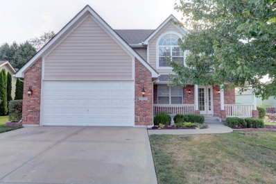 1701 NW Woodbury Drive, Grain Valley, MO 64029 - MLS#: 2124410