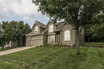 7616 Eicher Drive, Shawnee, KS 66217 - MLS#: 2124476