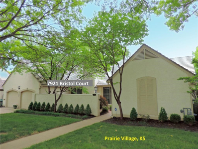 7921 Bristol Court, Prairie Village, KS 66208 - MLS#: 2124626