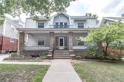 418 N 17th Street, Kansas City, KS 66102 - #: 2124824