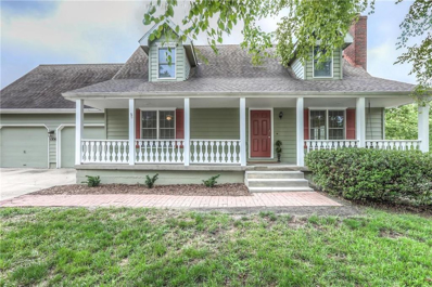 1306 Wildbriar Place, Liberty, MO 64068 - MLS#: 2125899