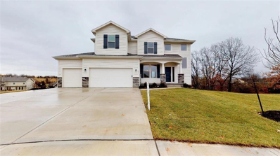 802 Canyon Lane, Lansing, KS 66043 - #: 2126562