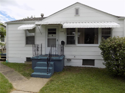 1115 Pawnee Street, Leavenworth, KS 66048 - MLS#: 2128325