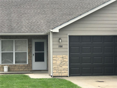 1106 Augusta Lane, Ottawa, KS 66067 - MLS#: 2129550