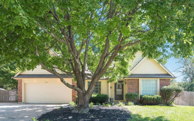 6727 Hauser Drive, Shawnee, KS 66216 - MLS#: 2129813