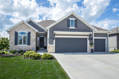 16378 S laurelwood Street, Olathe, KS 66062 - MLS#: 2130559