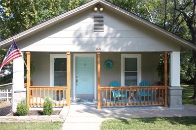 1641 S 49th Terrace, Kansas City, KS 66106 - MLS#: 2130926