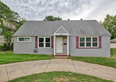 1823 S Overton Avenue, Independence, MO 64052 - MLS#: 2131012