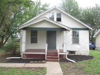 1014 W 6th Street, Ottawa, KS 66067 - MLS#: 2131413