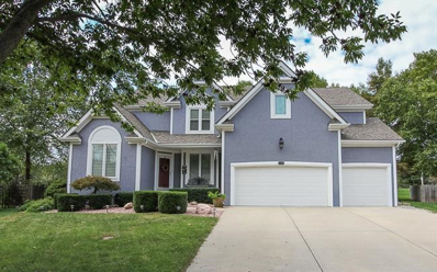 13145 Bluejacket Street, Overland Park, KS 66213 - MLS#: 2132143