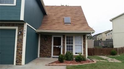 1862 Kingbird Lane, Liberty, MO 64068 - MLS#: 2132995